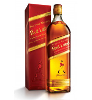 Whisky Johnnie Walker Red Label 8 anos 750ml