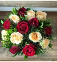 Buquê de Rosas Carinho