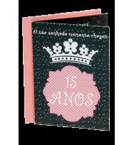 Aniversário 15 Anos Princesa