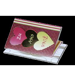 Cartão - Amo Você