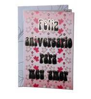 Cartão - Feliz Aniversário Meu Amor