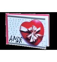 Cartão - Coração
