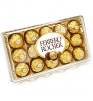 Ferrero Rocher 12 Unidades (187G)